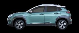 Friderici Automobiles — Véhicule — Hyundai Kona Electric