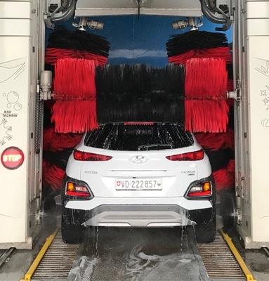 Friderici Automobiles — Station de lavage automatique — Offres de lavage