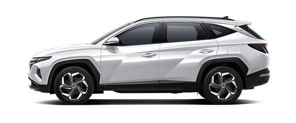 Friderici Automobiles — Véhicules Hyundai — All New TUCSON