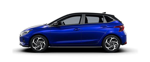 Friderici Automobiles — Véhicules Hyundai — All New i20