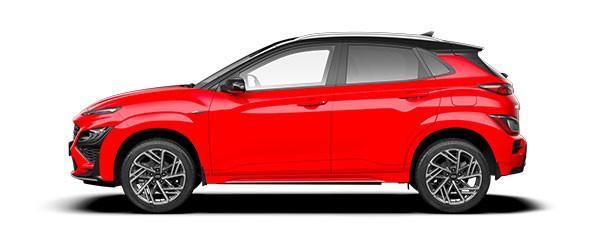 Friderici Automobiles — Véhicules Hyundai — New KONA