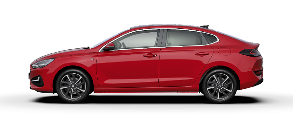 Friderici Automobiles — Véhicules Hyundai — New i30 Fastback