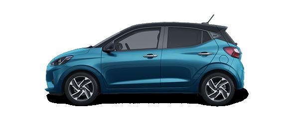 Friderici Automobiles — Véhicules Hyundai — i10
