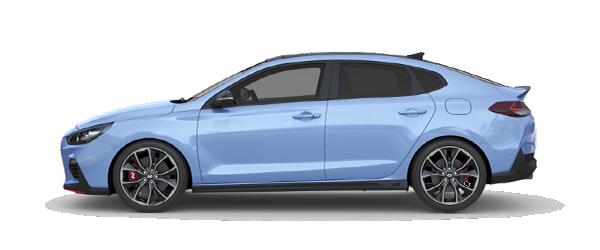 Friderici Automobiles — Véhicules Hyundai — i30 Fastback N