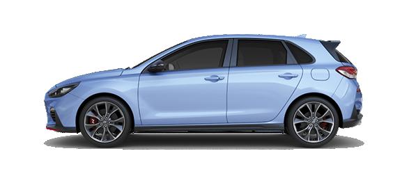 Friderici Automobiles — Véhicules Hyundai — i30 N