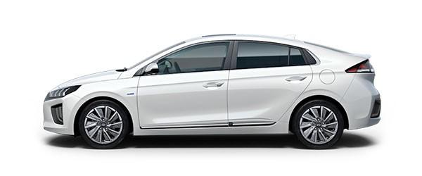 Friderici Automobiles — Véhicules Hyundai — New IONIQ Electric