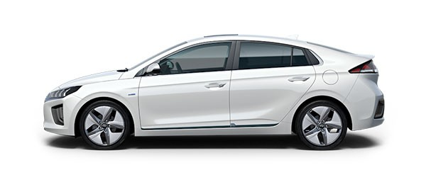 Friderici Automobiles — Véhicules Hyundai — New IONIQ Hybrid
