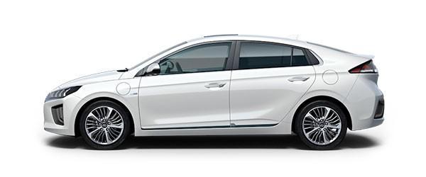 Friderici Automobiles — Véhicules Hyundai — New IONIQ Plug-In